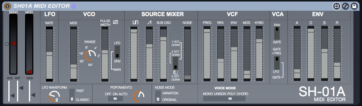 SH01A MIDI EDITOR version 1 0 by gattobus on maxforlive com